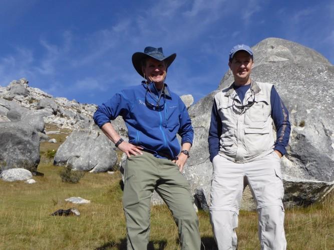 WAI guides - Dan and Scott