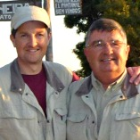 Walking Adventures Guides Scott Isom & Russ Isom